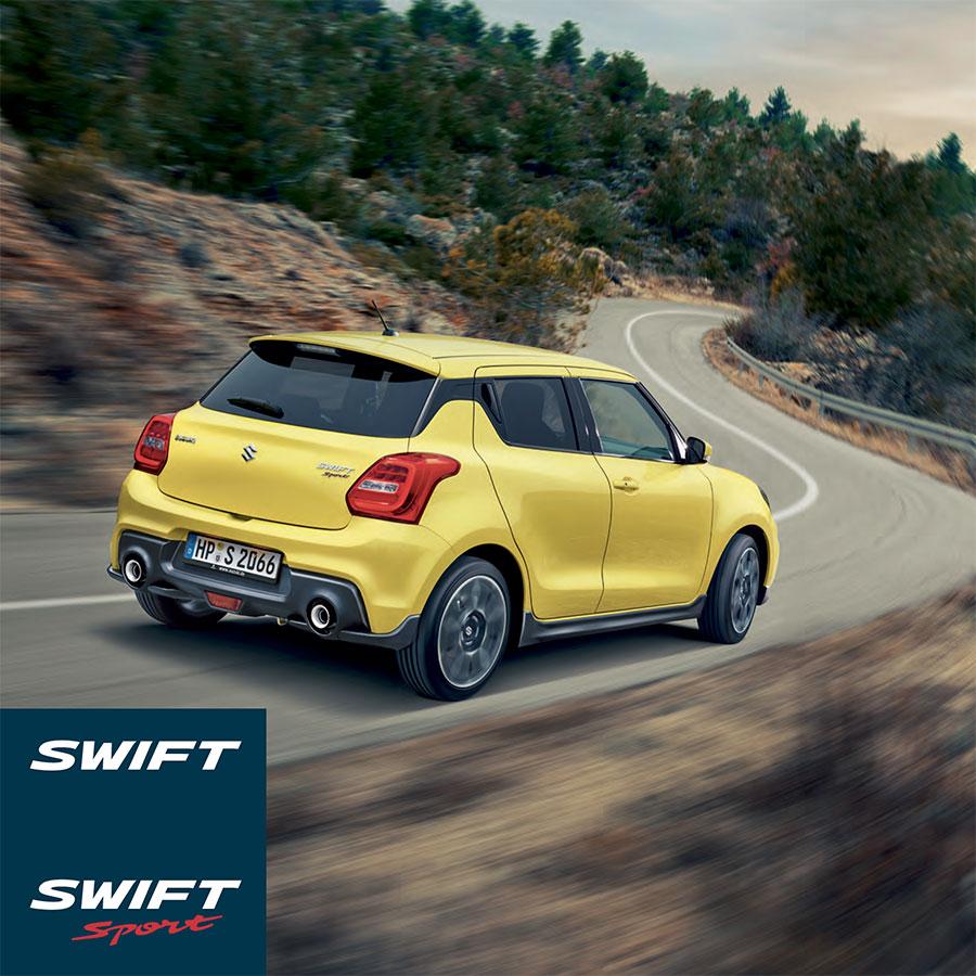 Suzuki Swift bei Noreik