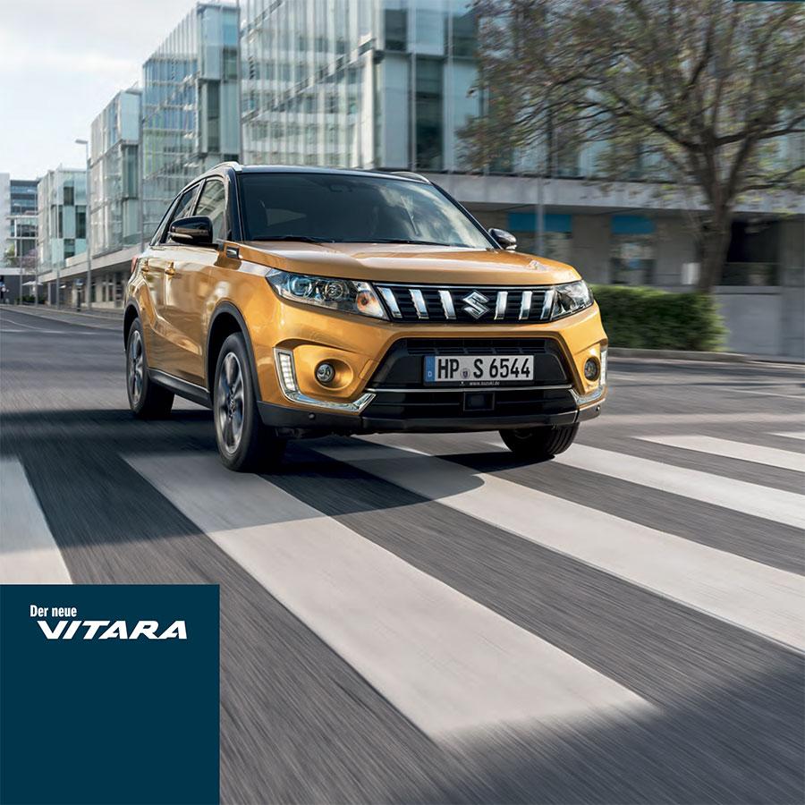 Der neue Suzuki Vitara bei Noreik